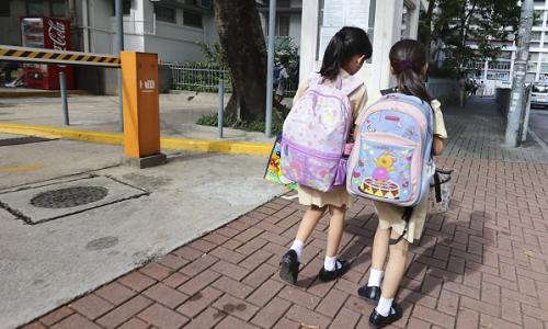 Trẻ Trung Quốc vào tiểu học năm 6 tuổi. Ảnh: SCMP