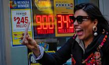 Giải độc đắc xổ số Mega Millions đạt kỷ lục 900 triệu USD