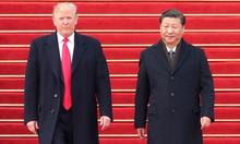 Những căng thẳng dồn dập trong quan hệ Mỹ - Trung