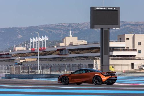 Trước khi trở thành đối tác của trường đua Paul Ricard thì Richard Mille cũng là đối tác của McLaren.