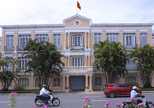 Chiều nay HĐND TP Đà Nẵng sẽ họp bầu nhân sự thay ông Lê Văn Quang và một số vị trí khác. Ảnh: Nguyễn Đông.