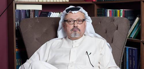 Nhà báo Jamal Khashoggi. Ảnh: Shutterstock.