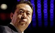 Vợ cựu chủ tịch Interpol nói dối con bố đi công tác xa