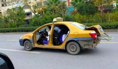 Siêu xe không cần cửa.