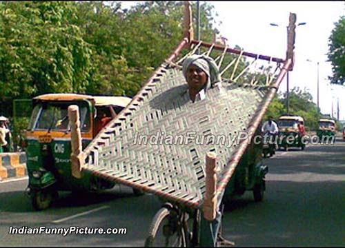 Người vận chuyển phiên bản xe đạp.