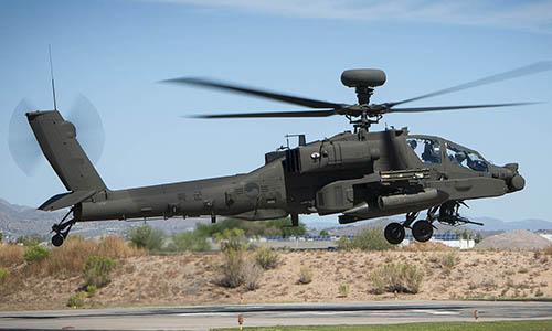 Trực thăng AH-64E Guardian của quân đội Hàn Quốc. Ảnh: DefPost.