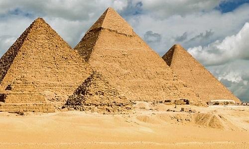 Lý do pharaoh Ai Cập chuyển kim tự tháp xuống lăng mộ dưới đất