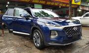 Hyundai Santa Fe 2019 xuất hiện trên phố Hà Nội