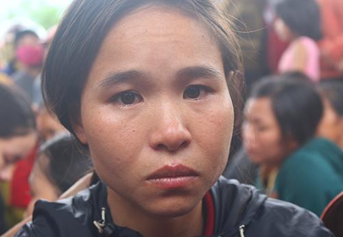 Chị Nguyễn Thị Liễu. Ảnh: Đức Hùng