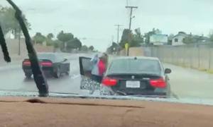 Cậu bé 13 tuổi lấy trộm xe BMW của mẹ đi chơi với bạn gái