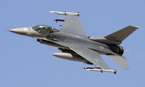 Tiêm kích F-16 trong biên chế không quân Mỹ. Ảnh: USAF.