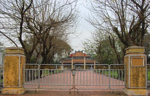 Bảo tàng Lịch sử tỉnh Thừa Thiên Huế sẽ được di dời khỏi Quốc Tử Giám. Ảnh: Võ Thạnh