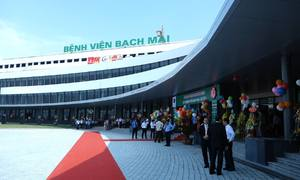 Hai bệnh viện nghìn tỷ ở Hà Nam được đưa vào hoạt động