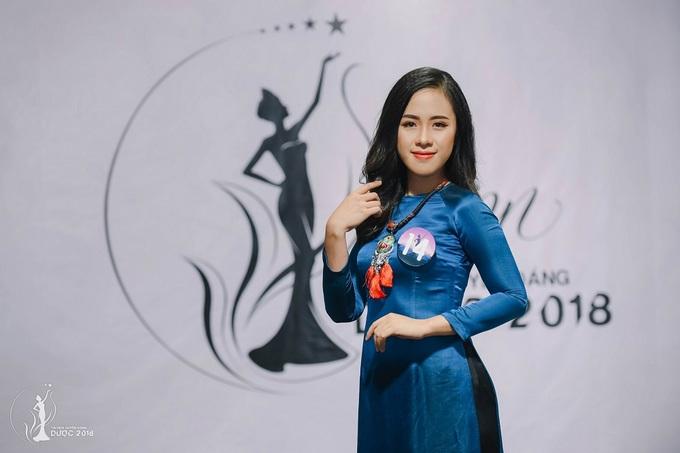 15 nữ sinh duyên dáng của Đại học Dược Hà Nội