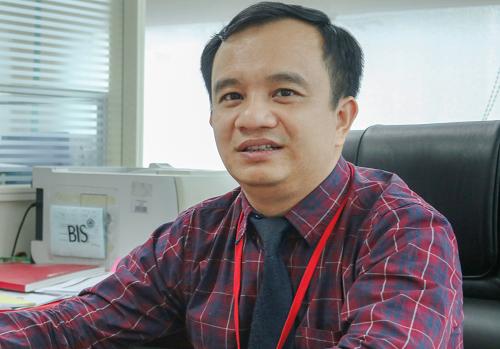 Ông Đặng Công Hoàn - Giám đốc phát triển sản phẩm Bán lẻ của Techcombank