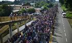 Trump báo động quân đội vì đoàn người di cư Honduras