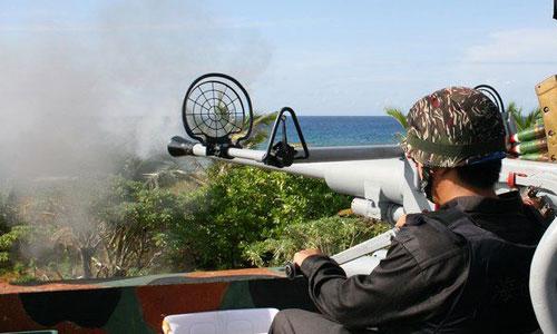Đài Loan sắp diễn tập bắn đạn thật trái phép ở đảo Ba Bình