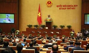 Trực tiếp Khai mạc kỳ họp thứ 6, Quốc hội khóa XIV