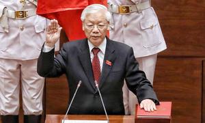 Lễ tuyên thệ nhậm chức của Chủ tịch nước
