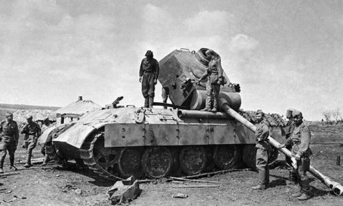 Nga giải mật phần thưởng cho chiến sĩ Liên Xô diệt xe tăng, máy bay phát xít Đức