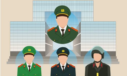 Bộ Công an bổ nhiệm ba lãnh đạo công an - 1