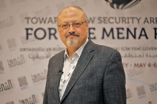 Nhà báo  Jamal Khashoggi. Ảnh: NY Post.