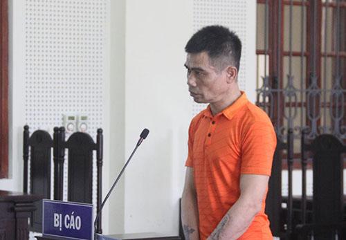 Người bị tuyên án tử hình khước từ quyền nói lời sau cùng