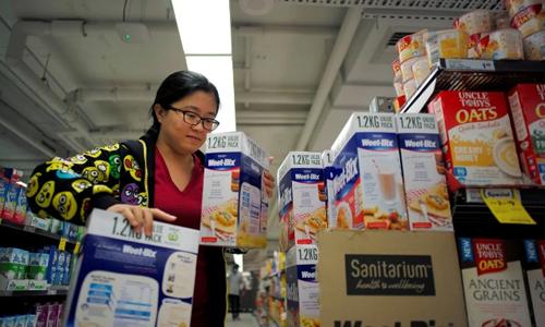 Những người nước ngoài hành nghề mua hàng hộ ở Trung Quốc