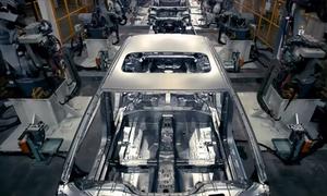 Nhà máy ở Trung Quốc cứ 90 giây sản xuất một chiếc xe điện