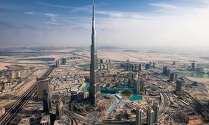 Những công trình nhân tạo lập kỷ lục thế giới ở Dubai