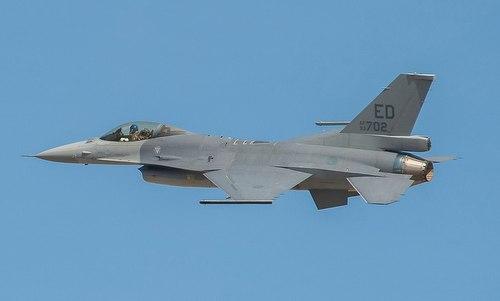 Nguyên mẫu F-16V được Mỹ giới thiệu năm 2012. Ảnh: USAF.