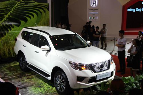 Nissan Terra về Việt Nam, áp lực cho vua doanh số Toyota Fortuner