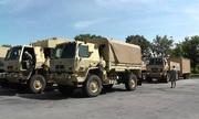 4 xe quân sự Mỹ đâm nhau khi chuẩn bị tập trận tại Na Uy
