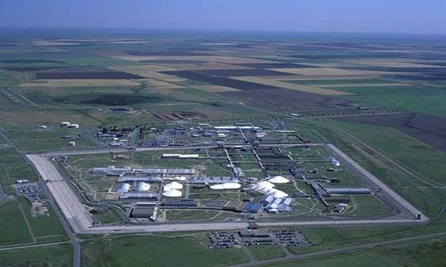 Nhà máy hạt nhân Pantex của Mỹ. Ảnh: NDTV.
