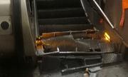 Thang cuốn ga tàu điện Rome bất ngờ tăng tốc, 30 người bị thương