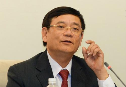 Ông Trần Văn Túy, Trưởng ban Công tác đại biểu của Ủy ban thường vụ Quốc hội. Ảnh: Giang Huy