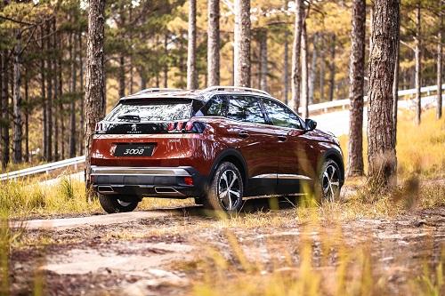 Peugeot 5008, 3008 All New đáp ứng nhu cầu của người tiêu dùng với những tính năng công nghệ tiên tiến, tính đa dụng trên các điều kiện địa hình.