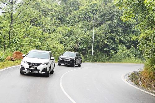 Chương trình ưu đãi được áp dụng cho các mẫu xe Peugeot 5008 và 3008 All New.