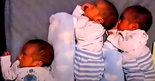 Ba đứa trẻ mà Lopez Perez sinh ra trước khi hai trong số này tử vong. Ảnh: Univision