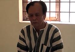 Lâm Văn Mới bị bắt tạm giam. Ảnh: Minh Tuấn
