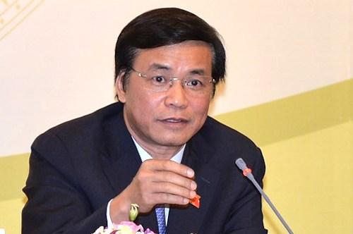 Tổng thư ký Quốc hội Nguyễn Hạnh Phúc. Ảnh: QH