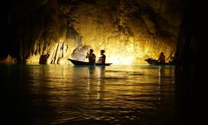 'Vương quốc hang động' Quảng Bình được quảng bá qua phim