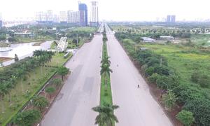 Đường 10 làn xe nối vành đai 2 và 3 tại Hà Nội