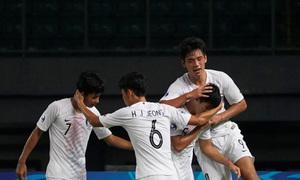 U19 Việt Nam 1-3 U19 Hàn Quốc