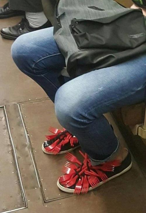 Bí kíp giữ dây giày kiên cố.
