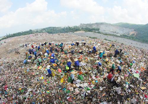 Công ty môi trường Đà Nẵng bị phạt gần 1,2 tỷ đồng vì xả thải