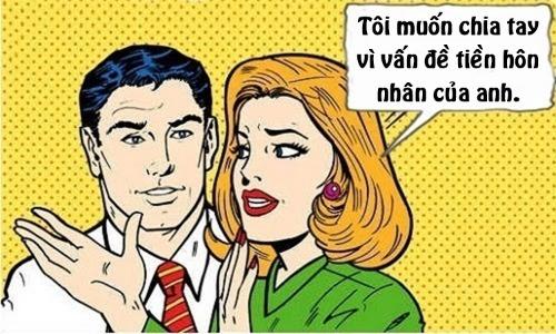 Vấn đề tiền hôn nhân
