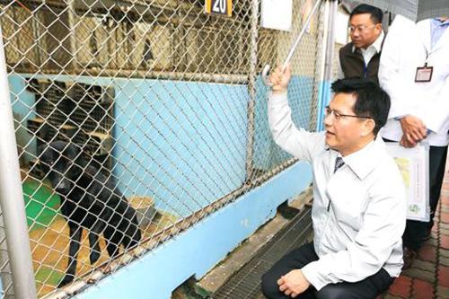 Thị trưởng thành phố Đài TrungLin Chia-lung