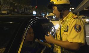 Sau vụ tai nạn BMW, TP HCM tăng cường xử lý nồng độ cồn