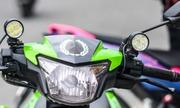 Ôtô độ đèn chiếu sáng sẽ bị từ chối đăng kiểm, còn xe máy phải xử lý thế nào?